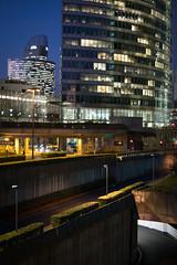 (numéro six) Tags: architecture arquitetura night nuit noite urban urbano urbain city ville cidade ciudad ladéfense paris france
