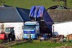 (Zak355) Tags: rothesay isleofbute bute scotland scottish volvo bulker johnmackirdyhaulage johnmackirdy haulage truck lorry
