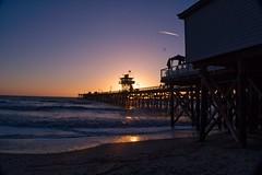DSC04351 (litrato1101) Tags: emount sony6500 sony6000 sony6300 sanclementecalifornia beach california sunset sony 6300 sony18135mm pier