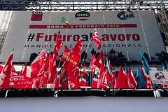 _IMG0386 (i'gore) Tags: roma cgil cisl uil futuroallavoro sindacato lavoro pace giustizia immigrazione solidarietà diritti
