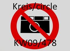 kreis (na schau) Tags: einsonce einsprowoche einswoche onceaweek onceweek verboten kreis circle