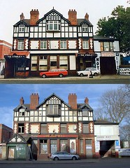 The Stanley Pub, Stanley, Old Swan, 1987 and 2019 (Keithjones84) Tags: oldliverpool thenandnow liverpool rephotography