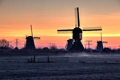Alblasserwaard-Kinderdijk-02 (nico.kuilman) Tags: alblasserdam southholland netherlands nl windmill kinderdijk