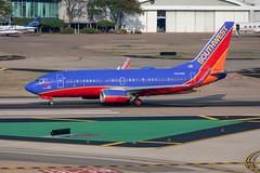 """N248WN """"2000th 737 Next Generation"""" Boeing 737-700 Southwest (SamCom) Tags: swa southwest southwestairlines 737 boeing 737700 kdal dal dallaslovefield lovefield n248wn 2000th737nextgeneration 2000th"""