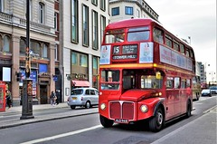 RM1941 (stavioni) Tags: routemaster lt london transport aec park royal double decker bus red 15 rm rm1941 1941 ald941b