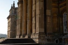 Striations | Blenheim Palace | Feb 2019-75 (Paul Dykes) Tags: woodstock unitedkingdom england gb uk blenheimpalace johnvanbrugh englishbaroque duke marlborough churchill