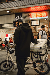 The Delivery Man #1 (nikrgannon) Tags: nikond3400 nikonphotography nikon delivery photography streetphotography edit lightroomedit lightroom whitelight portrait streetportrait chinatown sydney australia chinatownsydney deliveryman