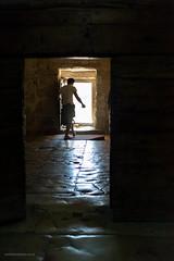 Church of the nativity Bethlehem-1497 (toniertl) Tags: bethlehem churchofthenativity israel2017 toniphotoxoncouk ancient icons westbank palestine christian faith religion worship art adoration orthodox catholic armenian shared birth jesus legend doorway
