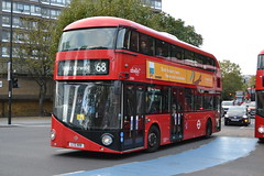Abellio London LT691 LTZ1691 (Will Swain) Tags: elephant castle 4th october 2018 london greater city centre capital south bus buses transport travel uk britain vehicle vehicles county country england english abellio lt691 ltz1691 691