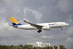 Tampa Cargo Airbus A330-200F (N330QT) © (CAUT) Tags: aviation aviacion aircraftspotting planespotting spotting spotter avion aircraft airplane plane flugzeug aeropuerto airport caut 2019 nikon d610 usa kolumbien