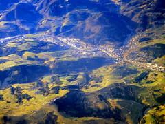 Waidhofen (oobwoodman) Tags: aerial aerien luftaufnahme luftphoto luftbild austria österreich autriche alps alpen alpes mountains montagne berge viegva waidhofen ybbs