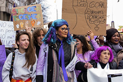 8M Día Internacional de la Mujer - Bilbao (samarrakaton) Tags: samarrakaton 2019 bilbao bizkaia nikon d750 mujer lucha manifestacion 70200 8m díainternacionalmujer reivindicación