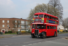 RT40 commemoration Event 2019 (Bob Lear) Tags: rt40 aecregentiii londontransport barking londonbuses eastlondonbuses lt route 62 aec rt ltroute23c llu610 rt3251