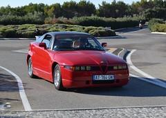 ALFA ROMEO SZ - 1989 (SASSAchris) Tags: alfa romeo sz zagato voiture italienne milan 10000 tours ricard circuit auto castellet trèfle