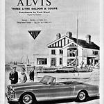 1960 Alvis Three Litre Drophead Coupe thumbnail