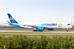 ORY - Airbus A350-941 (F-HNET) Air Caraibes (Shooting Flight) Tags: msn91 aéropassion airport aircraft airlines aéroport aviation airbus avions décollage departing takeoff canon natw 6d photography photos passage piste08 couléeverte aircaraïbes fhnet paris parisorly orly ory lfpo a350 a350xwb a350941