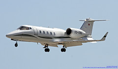 TC-TRC LMML 09-04-2019 Private Bombardier Learjet 60XR CN 60-326 (Burmarrad (Mark) Camenzuli Thank you for the 18) Tags: tctrc lmml 09042019 private bombardier learjet 60xr cn 60326
