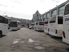 Esenler Otogari (lazy south's travels) Tags: istanbul turkey turkish capital city bus coach terminal station urban express road street scene longdistance mercedesbenz central