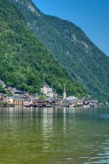 Hallstatt, Austria (Frank KR) Tags: hallstatt austria europe lake see village dorf stadt mountains berge
