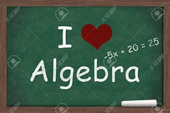 I love Algebra (yasbethperez5699) Tags: algebra libro de baldor ejercicios matemáticos figuras geométricas