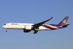 HS-THH (JBoulin94) Tags: hsthh thai airways international airbus a350900 beijing capital airport pek zbaa john boulin