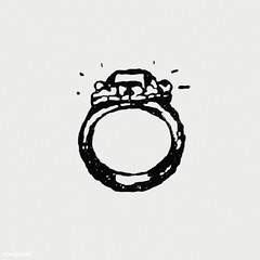 Vintage diamond ring illustration (Free Public Domain Illustrations by rawpixel) Tags: british antique art black blackandwhite bride cc0 creativecommons0 decoration design designresource diamond diamondring drawing engagement engraving etching europe european fiance fiancee handdrawn icon illustrated illustration ink large name nostalgic oldfashioned ornament pen precious psd publicdomain retro ring round shiny sketch style symbol tattoo vintage weddingring
