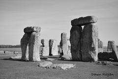 bw stones (Dawnie Regan) Tags: stonehenge stones wiltshire neolithic heritage monument stone circle ancient