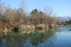 Lake @ Grand Plan d'Eau @ Base de Loisirs du Plan d'Eau @ Rumilly @ Walk from Rumilly to Albens (*_*) Tags: hiking marche randonnée paysdelalbanais albanais 73 savoie europe france 74 annecy rumilly park lac lake hautesavoie winter hiver 2019 january afternoon sunny cold
