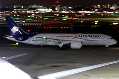 Aeromexico | Boeing 787-8 | N961AM | London Heathrow (Dennis HKG) Tags: aeromexico mexico amx am aircraft airplane airport plane planespotting skyteam canon 7d 70200 london heathrow egll lhr boeing 787 7878 boeing787 boeing7878 dreamliner n961am