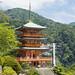 la pagoda de nachi