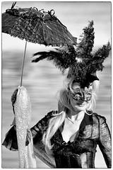 Maskenzauber 2019 (michael_hamburg69) Tags: hamburg germany deutschland karneval maskenzauber fasching maskenzauberanderalster venezianisch venezianischer buongiornovenezia venedig kostüm alster arkaden alsterarkaden colonnaden carnival carnaval loup carnevale 狂欢节 [狂歡節] kuánghuānjié карнавал 2019 februar february black woman female