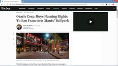 AT&T Park Stock Use (Michael.Lee.Pics.NYC) Tags: michaellee stockphotography gettyimages sanfrancisco mlb giants attpark oracle
