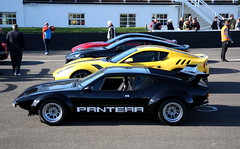 Peter saywell track day. (richebets) Tags: petersaywell supercar hypercar performance fastcar pantera panteradetomaso