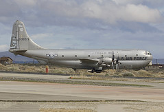 C-97G Stratofreighter 53-0272 of the 115th ATS/146th ATW California ANG (JimLeslie33) Tags: 530272 kc97g c97 c97g stratotanker stratofreighter boeing 115th ats 115 146th atw 146 van nuys angb fox field lancaster usaf ang california