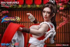 PHICEN PL2019-134 Mai Shiranui 不知火舞 SNK King of Fighters - 09 (Lord Dragon 龍王爺) Tags: 16scale 12inscale onesixthscale actionfigure doll hot toys phicen tbleague seamless