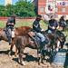 Cavalry Reenactors, Frontier Forts Days, 2005