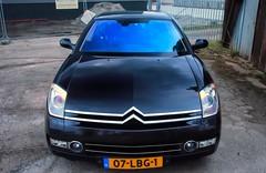Citroën C6 2.2 HDiF Exclusive (Skylark92) Tags: nederland netherlands holland utrecht breukelen citroën c6 22 hdif exclusive 07lbg1 2007 photoshoot tonemapped