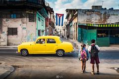 School Day (Nick Sloter) Tags: havana cuba habana nikon travel street school kids children life streetlife nikond750 sigma sigma35mm travelphotography visithavana latino