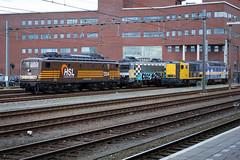 1304 (lex_081) Tags: nmbs 6393 6705 acts bsh hsl logistic fairtrains ns 1832 1304 1632 nijmegen amersfoort station stichting klassieke locomotieven 20190317 2454 6701 6321 culemborg