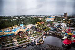 Disney Resort view from Pixar Pal-A-Round in DCA (GMLSKIS) Tags: disney dca nikond750 anaheim disneycaliforniaadventure california themepark nikon