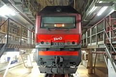 2ES6-690 (zauralec) Tags: rzd локомотив транспорт поезд ржд электровоз синара sinara депо челябинск 2es6 2эс6 depot chelyabinsksouth 2es6690 690 2эс6690