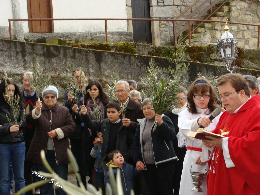 Águas Frias (Chaves) - ...Águas Frias (Chaves) - ... benção dos Ramos (2013) ...