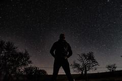 Stargazing (stuwaton) Tags: night sky astro astrophotography shropshire stars selfie selfportrait