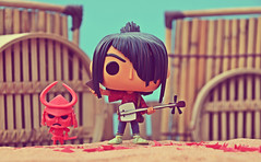 Kubo and the Two Strings (RK*Pictures) Tags: actionfigure funko funkopop popmovies cute stylized vinyl collectibles popvinyl figure rkpictures toyphotography actionfigurephotography movie mother father son family eye kuboandthetwostrings kubo blink sariatu hanzo samuraiwarrior feudaljapan eyepatched shamisen instrument origami music tale missing moonking thesisters monkey beetle snowmonkey japanesemacaque evil littlehanzo charm magic armor swordunbreakable helmetinvulnerable breastplateimpenetrable bowstring hair spirits lovedones village fantasy stopmotion laika samurai quest brave grandfather dragon moonbeast japan
