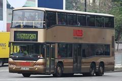 KMB Neo-MAN A34 APM1 @ 263 (EddieWongF14) Tags: bus doubledecker kowloonmotorbus kmb neoman man manbus mana34 a34 nd313f neoplan n44263 centroliner apm1 le4612 kmb263