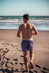 (eliasmaanuel) Tags: summer canon 50mm retrato portraits playa beach arena sol agua water nikon paisaje lokai