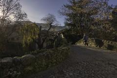 Al Sol (H.M.MURDOCK) Tags: hervás cáceres extremadura pueblos paisajes viajes puentes