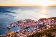_DSC2570 (Goob photo gallery) Tags: sunset croatia old town panorama nikond750 sea seascape seashore adriaticcoast