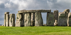 Stonehenge (Keith in Exeter) Tags: stonehenge stonecircle standing stone ancient english heritage nationaltrust wiltshire england landscape grass field sky neolithic monument unesco panorama explore