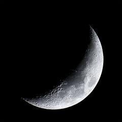 Moon 2019-02-10 (nicklucas2) Tags: astrophotography moon moon2019 moonfeb2019